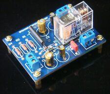 2x C1237 (UPC1237) Audio Speaker DC Level Detect Delay Protection Mono DIY Kit