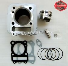 BIG BORE Barrel Cylinder Kit For SUZUKI K157FMI Mash 125 Upgrade to 150cc