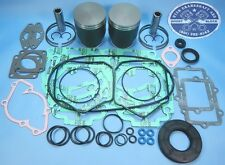 SKI-DOO 600 HO SPI PISTON KITS WINDEROSA COMPLETE GASKET SET OIL SEALS 2004-2010