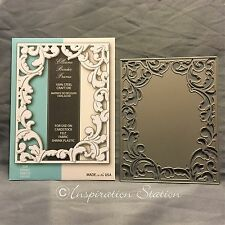 Elliana Border Frame die Memory Box dies 99378 All Occasion