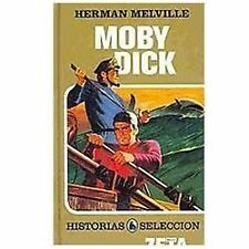 Moby Dick (Historias Seleccion) (Spanish Edition)-ExLibrary