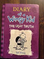 Diary of a Wimpy Kid: The Ugly Truth by Jeff Kinney (2010, Hardcover) store#2937