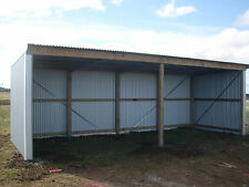 8x3  horse shelter -farm shed- storage shed - Victoria