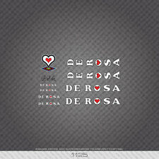 01125 De Rosa Bicycle Stickers - Decals - Transfers
