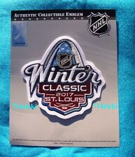 Official NHL 2017 Winter Classic Patch Chicago Blackhawks vs St Louis Blues
