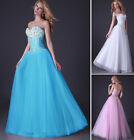 New Long Formal Prom Dress Cocktail Ball Evening Party Dresses Homecoming Gown
