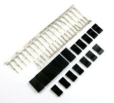 6 Pairs Servo Connector Set with Metal Pins