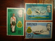 Brunei Stamps Complete Set Lot 2