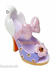 New Disney Parks Daisy Duck Runway Shoe Ornament Christmas Figure