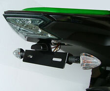 KAWASAKI Z800 2013-2016 TAIL TIDY WITH ONE PAIR OF BLACK ARROW INDICATORS