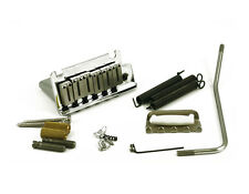 Genuine Fender American Standard Strat Tremolo Bridge Chrome - 099-2050-000