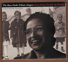 """the ROSA PARKS TRIBUTE SINGERS promo cd single """"Something Inside So Strong"""" NEW"""