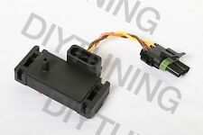3 BAR MAP SENSOR KIT TURBO GM FORD HONDA MITSUBISHI ACURA B16 B18 B20 JDM BOOST