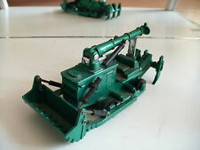 Shinsei Mini Power Komatsu D115W Amphibious Bulldozer in Green