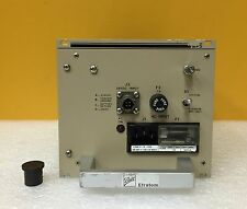 Efratom MPS Series (808-460-5), 24 VDC, Rubidium Oscillator Power Supply Module