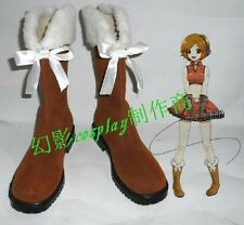 Vocaloid MEIKO  cosplay shoes  boots Custom-Made