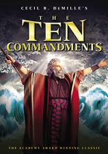The Ten Commandments (DVD,1956)