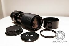 Canon EOS EF DSLR DIGITAL fit VIVITAR 210mm 420mm ZOOM lens for 500D 550D 600D