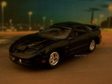2001 PONTIAC TRANS AM WS-6 RAPTOR 1/64 SCALE DIECAST COLLECTIBLE DIORAMA MODEL