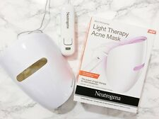 Neutrogena Light Therapy Acne Mask With Activator for Breakouts/Spots/Pimples