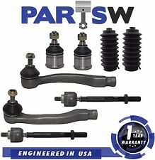 Brand New 8pc Complete Front Suspension Kit for 1997-2001 Honda CR-V 2WD / 4WD