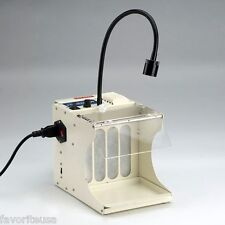 FOREDOM DUST COLLECTOR FILTER HOOD MOTORIZED 110V OR 220V DENTAL OR JEWELRY SHOP