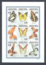 COMORO 1999, Butterflies, imperf. MS, MNH**(17)