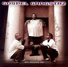 All Mixed Up Gospel Gangstaz Audio CD