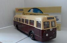 Corgi 97810 weymann single bus pour leicester city transport en échelle 1:50