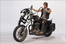 "The Walking Dead - Daryl Dixon with Chopper 5"" Action Figure NEW IN BOX"