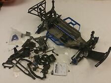 Traxxas Slash 4x4 1/10 LCG Roller ULTIMATE SUPER UPGRADES RPM ALUMINUM +EXTRAS