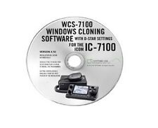 RT-SYSTEMS WCS-7100 RT Systems Software IC-7100