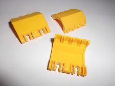 Lego (44572) 3 Scharniere/Paneele 2x4x3 1/3, in gelb aus 7775 4512 7774 7776