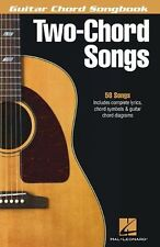 Two-Chord Songs Learn to Play Rock Pop Country Folk Tunes Easy Guitar Music Book