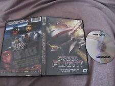 Speed flight de Fred Olen Ray avec Ice-T, DVD, Thriller