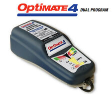DESTOCKAGE Chargeur de batterie Optimate 4 TECMATE Dual Program Battery Charger