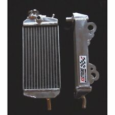MOTORCYCLE RADIATOR KS hyperflow RADIATORE HONDA cr250 02-04 destra