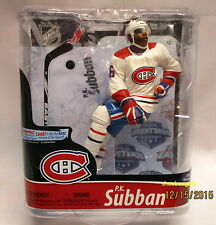 PK SUBBAN, VARIANT NHL #28 McFarlane Figure, MONTREAL CANADIENS, New in Box