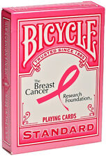 Bicycle Pink Ribbon Edition Playing Cards - 1 Sealed Deck