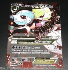 MEGA M Gardevoir EX RC31/RC32 XY Generations Radiant Collection FULL ART Pokemon