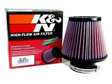 K&N 3'' Inlet Air Intake Cone Filter Universal 76mm RU-3580 Car Truck NEW 614
