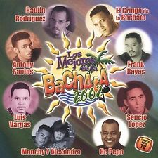 Los Mejores de la Bachata 2002 by Various Artists (CD, Sep-2003, Sony Music...
