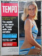 tempo 1971 cover angel tomkins giorgio bocca meazza inter mafia italian magazine