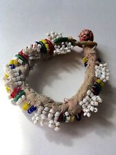 Vintage Antique African Bracelet Beads Fashion Costume Jewellery