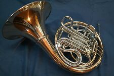"Conn 8DRS ""CONNstellation"" Double French Horn  detachable bell New Mint conditio"