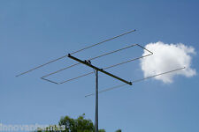 3el 144MHz LFA Yagi 0.67m boom - Super Quiet LFA Yagi allow you to hear more !!