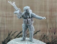 Djiti's 1/35 French ISAF Soldier with FN Minimi Para Afghanistan 2009 No.3 35014