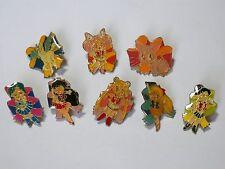 Sailor Moon Pins Collection vintage pin badge ribon 8 sets usagi  Rare!!