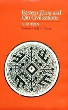 Eastern Zhou and Qin Civilizations (Early Chinese Civilization Series)-ExLibrary