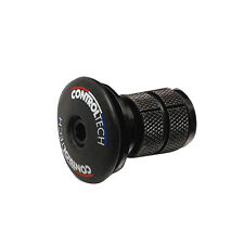 Controltech COMP-CAP Bike Bicycle Adjustable Headset Expander w/ Carbon Top Cap